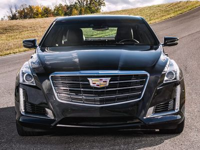 2019 Cadillac CTS 2.0L Turbo Luxury (Black Metallic)