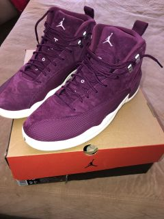 Air Jordan 12 Retro 'Bordeaux
