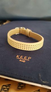 Keep Collective Single Leather Band - New