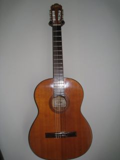 ARIA Model A551B Classical Guitar Made In Japan