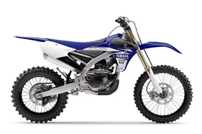 2017 Yamaha YZ250FX Competition/Off Road Motorcycles Cumberland, MD