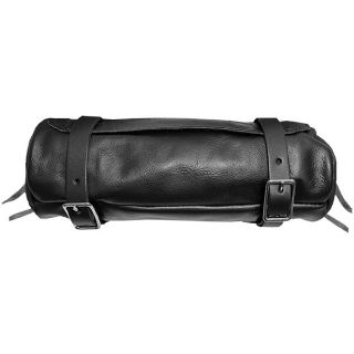 Buy Soft Genuine Leather Motorcycle Touring Fork Tool Storage Bag Made In The USA motorcycle in Golden, Colorado, US, for US $39.95