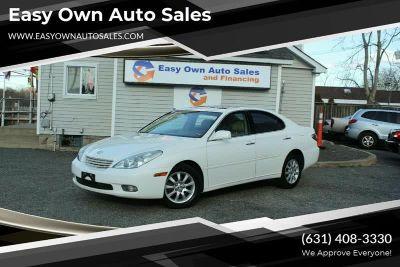 2003 Lexus ES 300 Base (White)