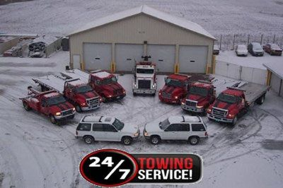 Avail Towing and Lawn Care Services in Amery, WI