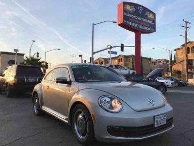 2013 Volkswagen Beetle 2.5L Hatchback 2D