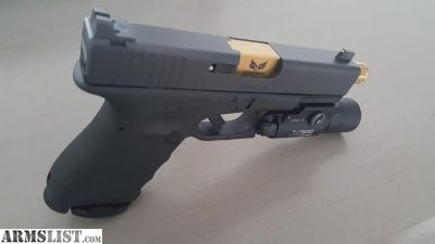 For Trade: Vickers G19 RTF2 with S3F Threaded Barrel