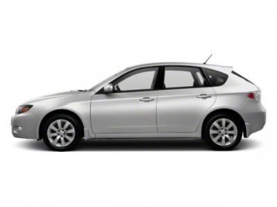 2011 Subaru Impreza 2.5i Premium (Spark Silver Metallic)