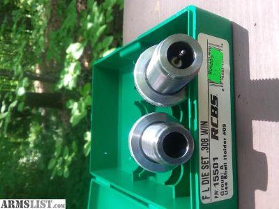 For Sale: RCBS FL 308 die set