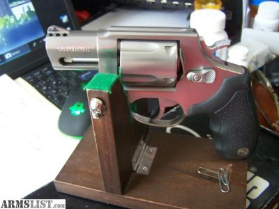 For Sale/Trade: RARE TAURUS PORTED S/S SNUB .45 LONG COLT MIB