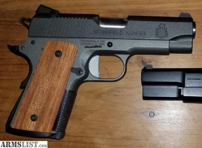 For Sale/Trade: Custom Springfield 9mm RO Compact and Accessories