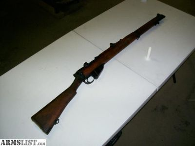 For Sale: Enfield N0#1 Mk Iv .22 Lr Training Rifle Smle Shtle .22 LR