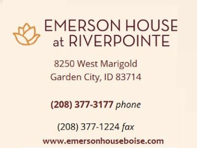 Emerson House - Best Memory Care Community in Boise