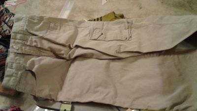 Size 12 reg 2 pair pants and pjs excellent condition all for $4