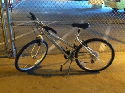"$200 OBO Silver 15"" Marin Women's Mountain Bike"