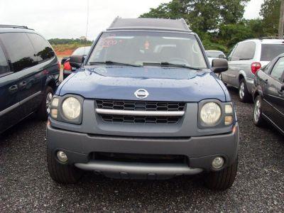 2003 Nissan Xterra SE (BLU)