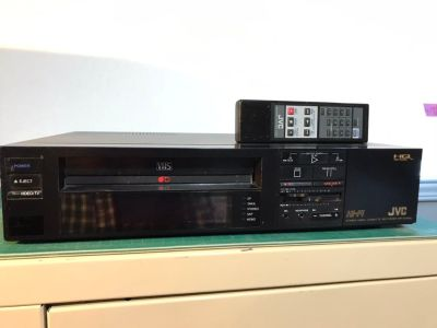 JVC HR-D566U HQ STEREO VHS RECO/PLAYER