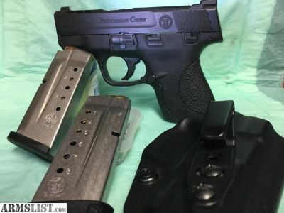 For Sale: Smith & Wesson PC Shield 9mm