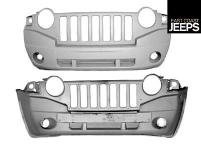 Sell 12044.10 OMIX-ADA Front Bumper Cover, 07-10 Jeep Compass motorcycle in Smyrna, Georgia, US, for US $132.48