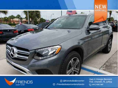Used 2016 Mercedes-Benz GLC for sale