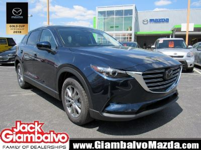 2018 Mazda CX-9 Touring (Deep Crystal Blue Mica)