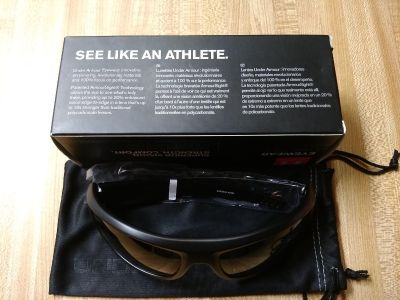 Brand new men's under armour polarized sunglasses