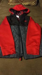 Russell boys spring coat size 6/7