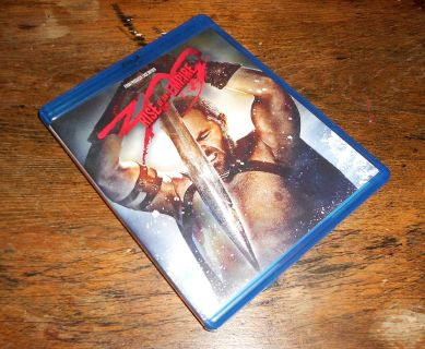 300 Rise of an Empire Blu Ray