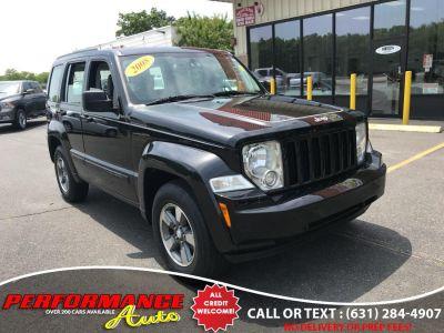 2008 Jeep Liberty Sport (Black)