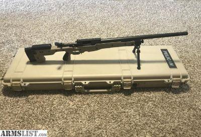 For Sale: Rifle 700 308 Precision AICS HART