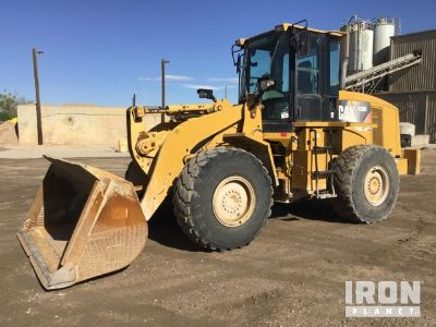 2011 Cat 938H Wheel Loader
