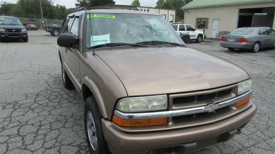 2004 Chevrolet Blazer LS (Tan)