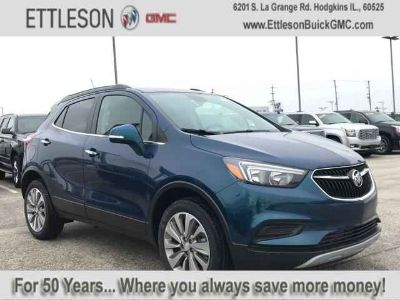 New 2019 Buick Encore AWD 4dr