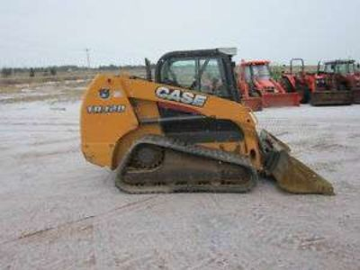 2012 Case Construction TR320 - Heavy Duty 78-inch Bucket