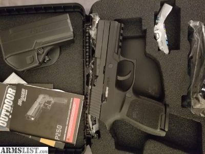 For Sale: Sig p250