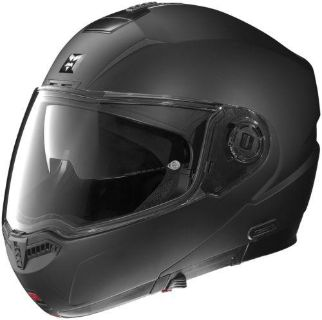 Sell Nolan N104 Modular Solid Motorcycle Helmet Outlaw Flat Black X-Large motorcycle in South Houston, Texas, US, for US $404.95
