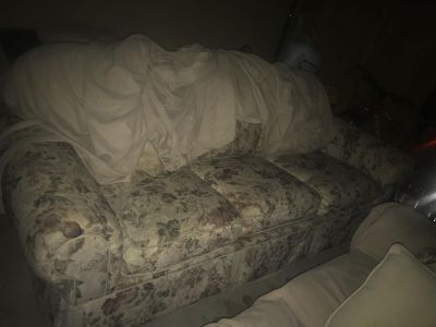 Couch/sofa and love seat for sale!
