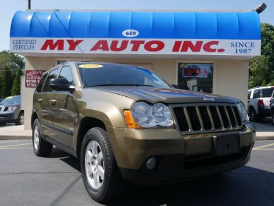 2008 Jeep Grand Cherokee Laredo (Olive Green Metallic)