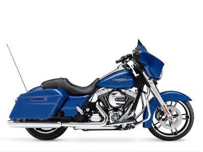 2015 Harley-Davidson Street Glide Touring Motorcycles Monroe, MI