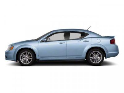 2013 Dodge Avenger SE (Crystal Blue Pearl)