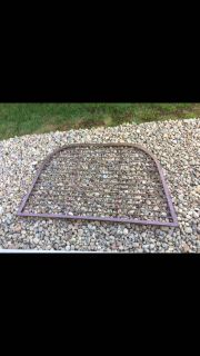 65 x38 Window well steel cover great quality