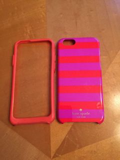 Kate Spade phone case for iPhone 6 or 6s