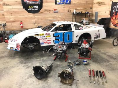 *REDUCED* Leavitt LMSC w/ New Robbie White Chevy Spec Motor