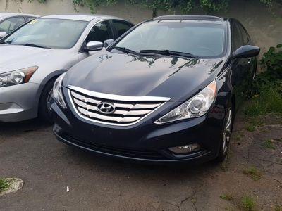 2011 Hyundai Sonata Limited (Blue)