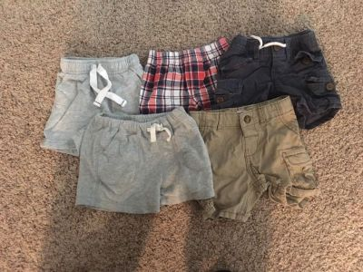 6 month shorts