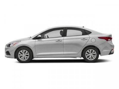 2018 Hyundai Accent SE (Olympus Silver)