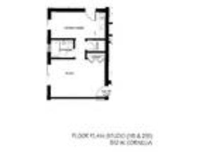 512-20 W. Cornelia - Studio