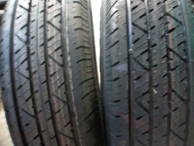Buy FIVE ST225/75R15 10 ply Tubeless Camper, Trailer Tires Load Range E motorcycle in Dyersburg, Tennessee, United States