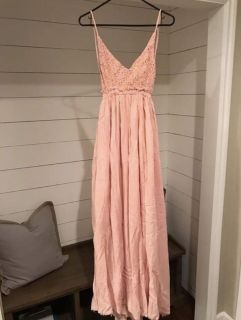 Free People Style Backless Dress - Size L