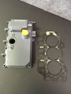 Purchase Clean Used 2005 Yamaha 40 HP 4 Stroke Valve Cover and Gasket motorcycle in Scottsville, Kentucky, United States, for US $39.95