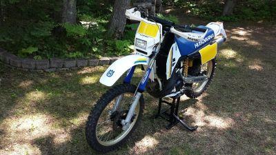 1987 Husqvarna WR 250